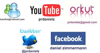 Contatos Pr. Daniel Zimmermann