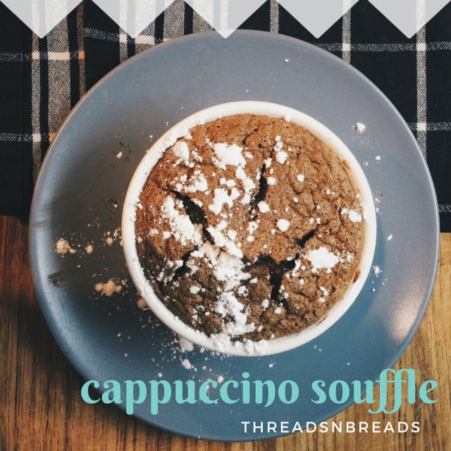 Easy Cappuccino Souffle