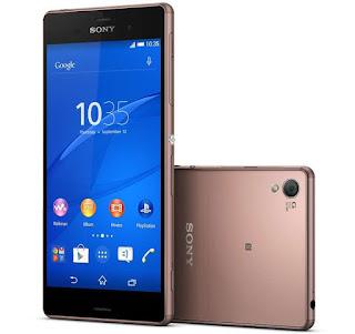 Harga dan Spesifikasi Sony Xperia Z3 Terbaru