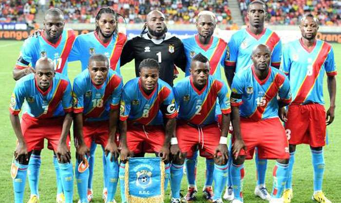 Image result for DR congo national team
