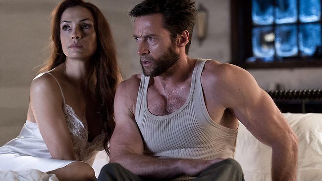wolverine and jean grey relationship