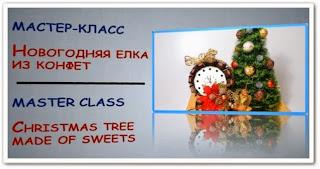 онлайн видеоурок Оригинальный подарок на Новый год