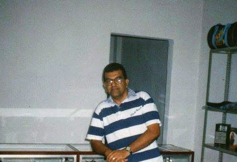 Profº Haroldo Azevedo