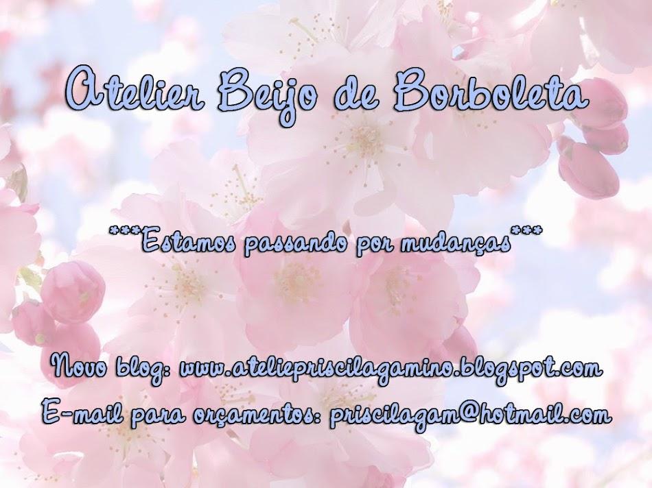 ATELIER BEIJO DE BORBOLETA