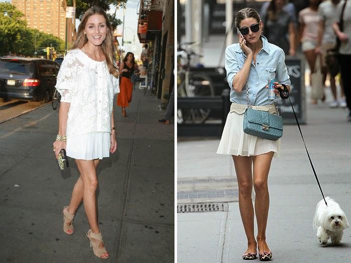 Al Matrimonio In Jeans : Lo stile di olivia palermo dal matrimonio ai jeans gli