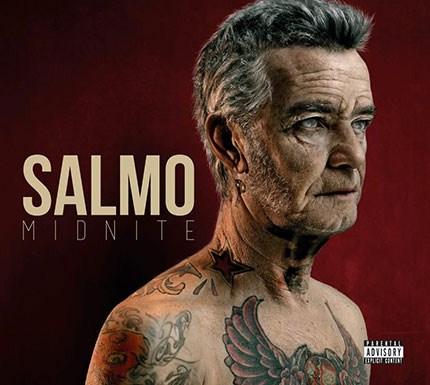 Salmo - Midnite - Copertina Tracklist traduzioni testi video download