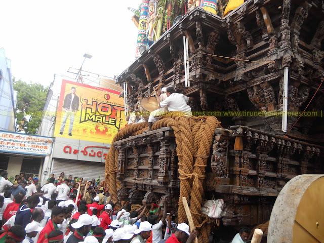 Tirunelveli Car Festival 2013 @ West Car Street - www.tirunelvelipictures.com