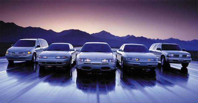 オールズモビル・アレーロ | Oldsmobile Alero (1999-2004)