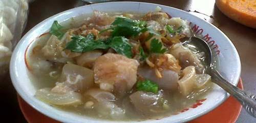 Resep Masakan Mi Kocok Bandung