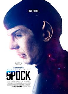 Filme Poster Pelo Amor de Spock
