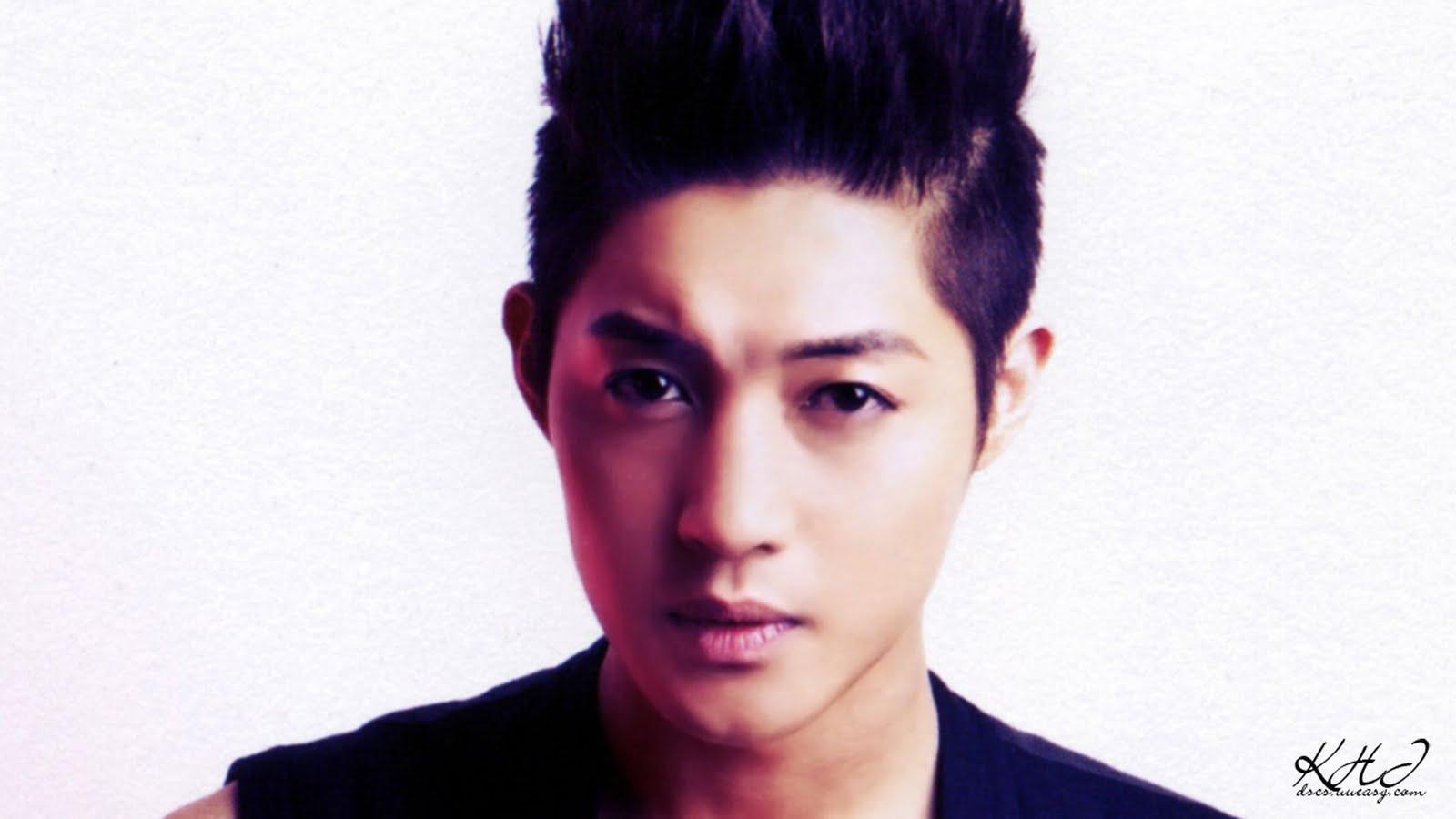 HD Scans Kim Hyun Joong BREAK DOWN Limited Edition