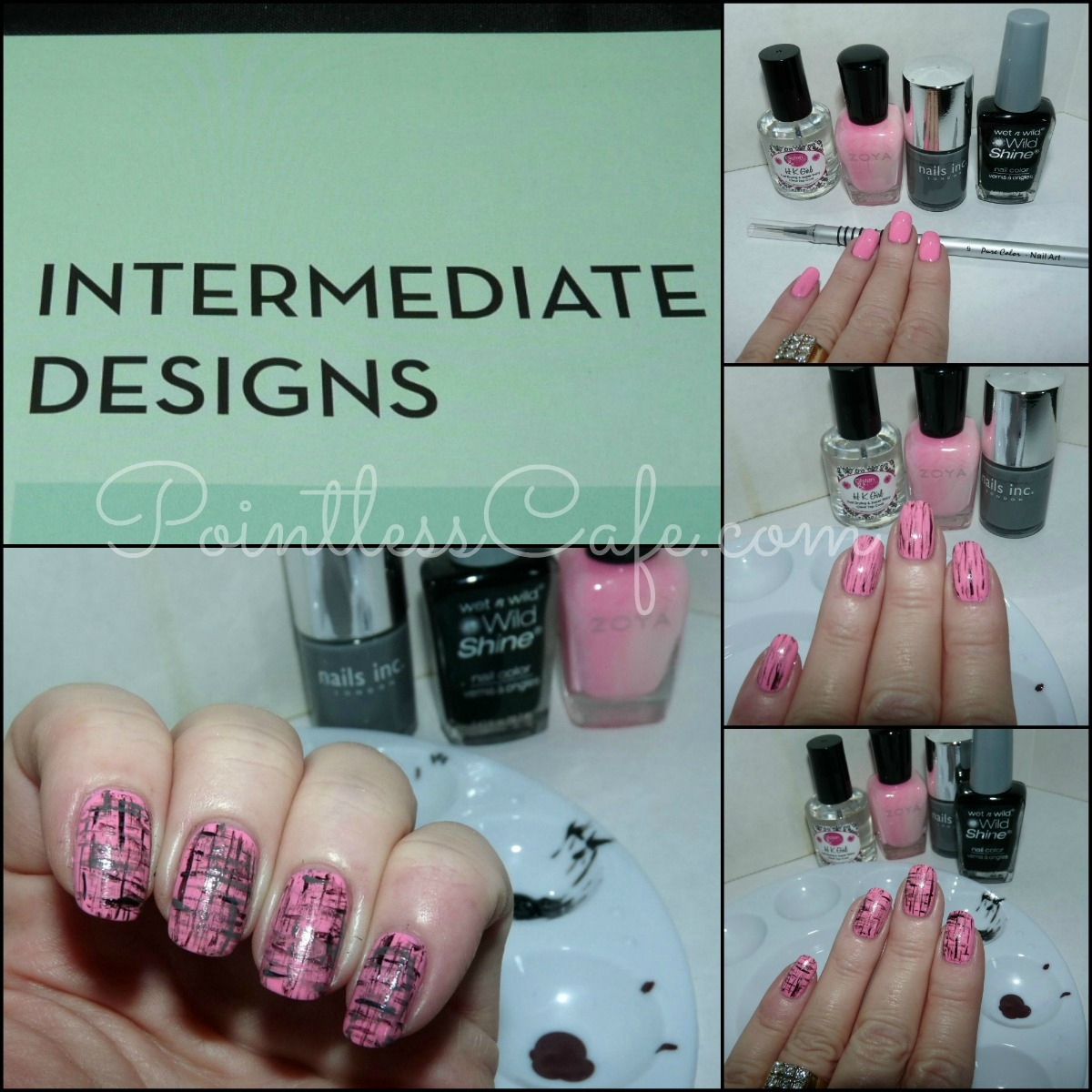 Book Review: Idiot\'s Guides - Nail Art | Pointless Cafe