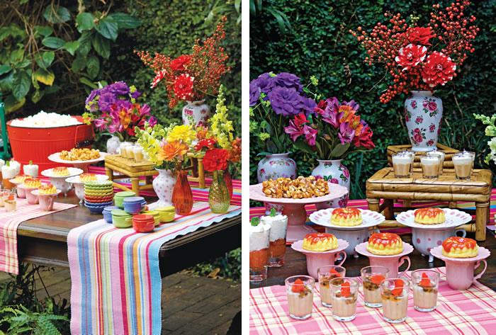 decoracao festa junina chique:Bella Fiore Decoração de Eventos: Decoração para Festa Junina