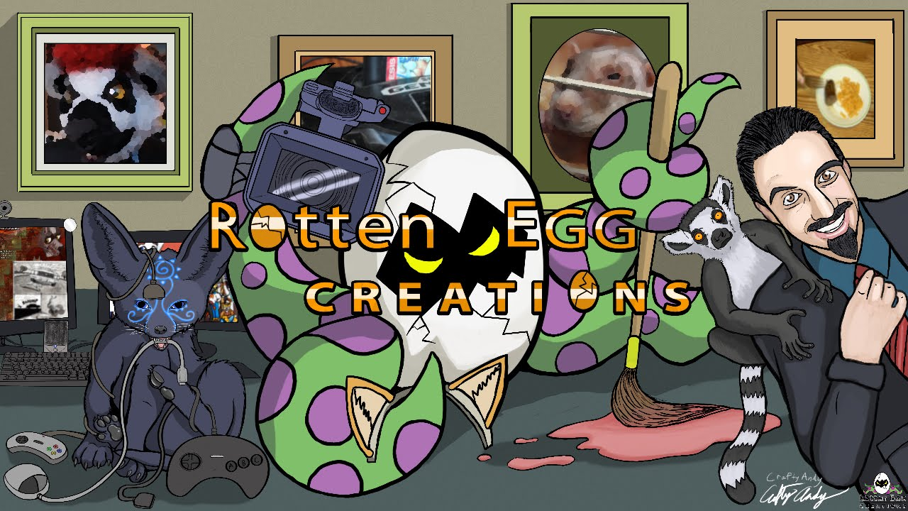 Rotten Egg Creations