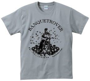 DISKUNION限定BANQUET ROVER_Tシャツセット