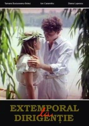 Extemporal La Dirigentie (1987) Film Romanesc