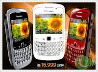 Curve 8520 Red White Silver Pakistan