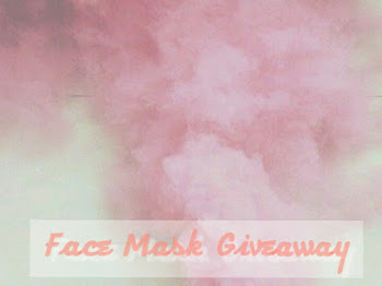 """Face Mask Giveaway"""