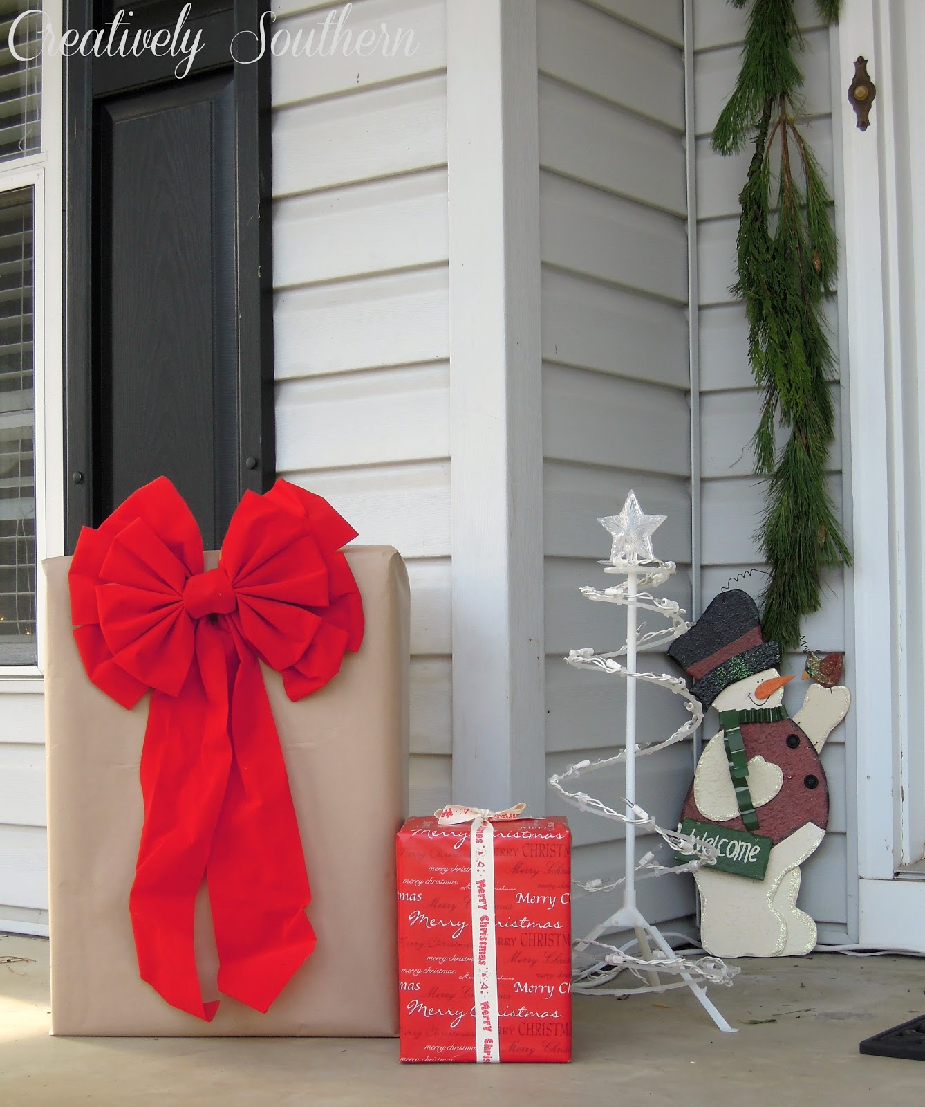 small front porch christmas decorating jpg 1338x1600 small front porch christmas decorating - Decorating A Small Front Porch For Christmas
