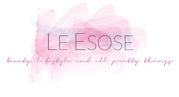 Le Esose | Beauty, lifestyle, stile