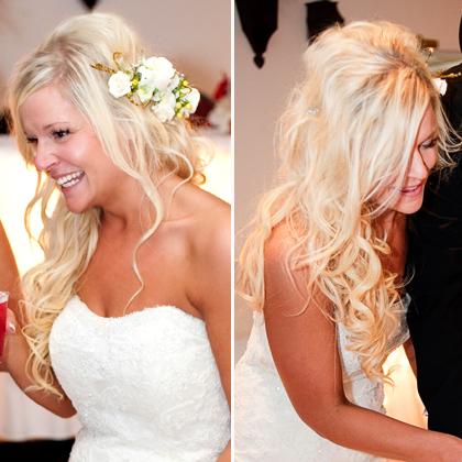 Carrie Underwood Wedding Hairstyle