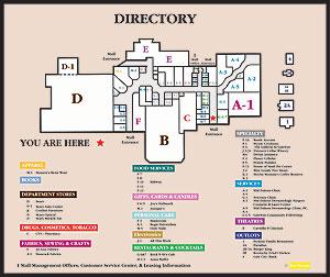 mall locator center sangandaan information