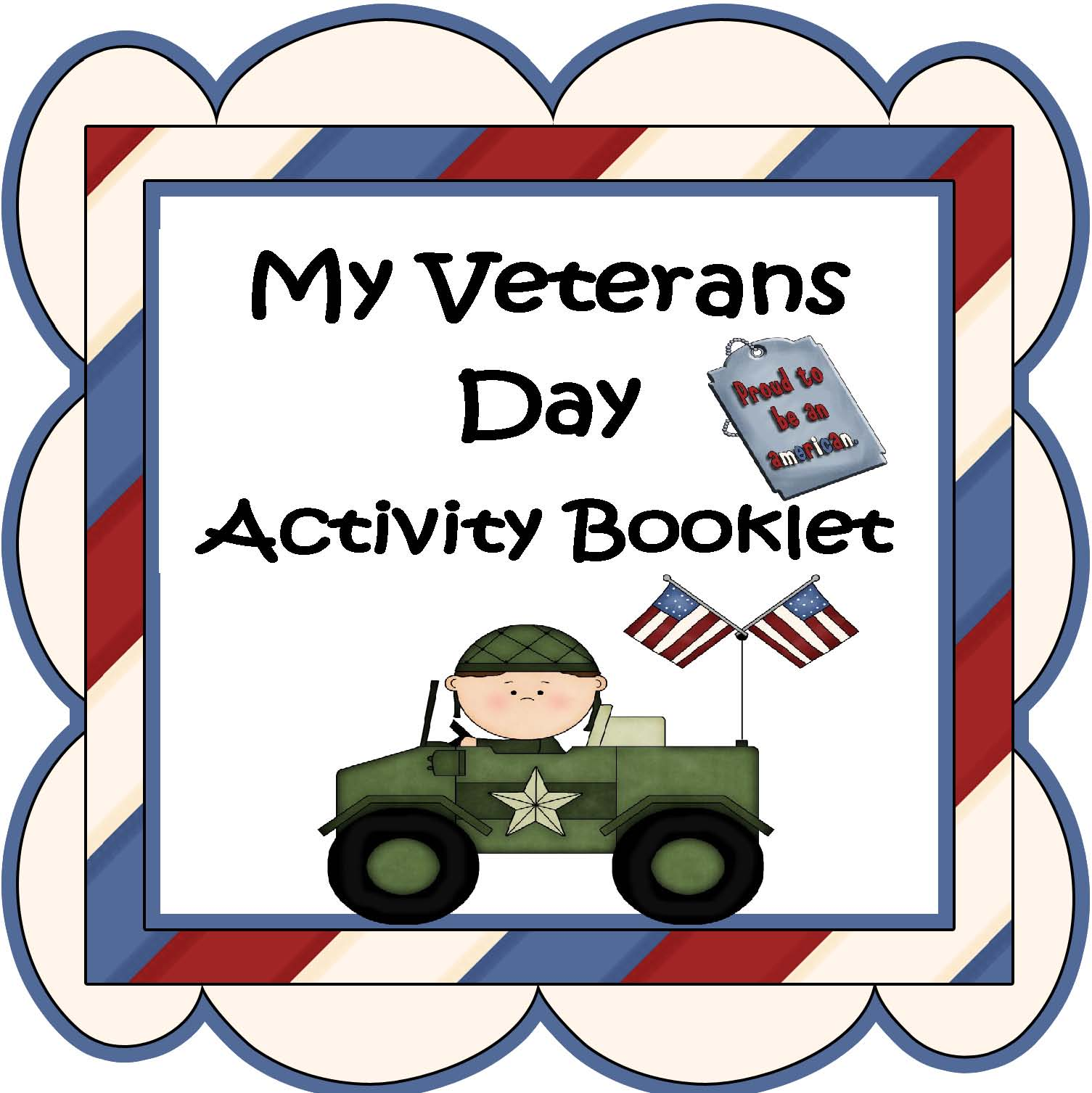 Made 4 Elementary And Made 4 Middle School Veterans Day Activities
