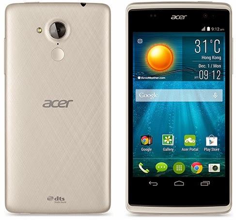 Spesifikasi Dan Harga Baru Acer Liquid Z500