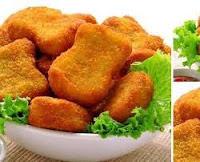 Nugget Ayam Sayur