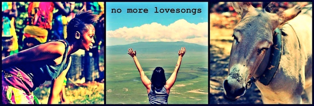 no more lovesongs