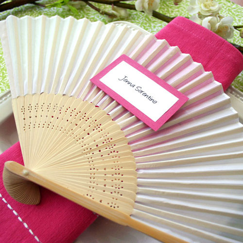 Asian wedding party favors