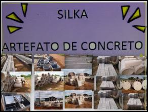 SILKA ATESANATO DE CONCRETO