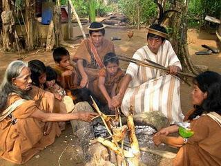 Foto de Población indígena