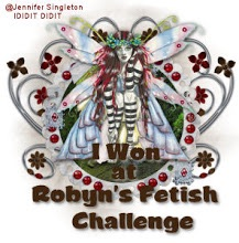 Robyn's Fetish Winner