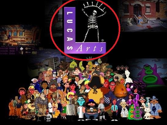 Закрытие LucasArts