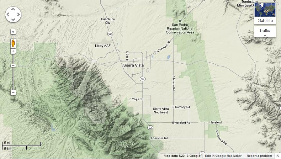 fort huachuca map with Birds Of Arizona on Fort Huachuca further Very Cool Us Army Wallpaper further Huachuca   army moreover D U M B S Deep Underground Military Bases also Griffith Park Mountain Lion Contracts Mange.
