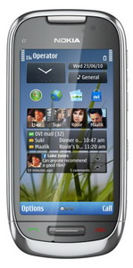 Nokia C7 - 2nd Symbian^3 smartphone begins shipping