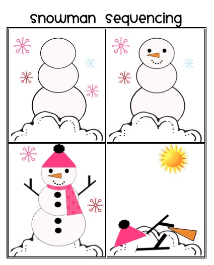 ... Jan Brett Three Snow Bears Activities. on 3 way venn diagram template