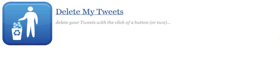 5 situs untuk menghapus semua tweet twitter cara ganti