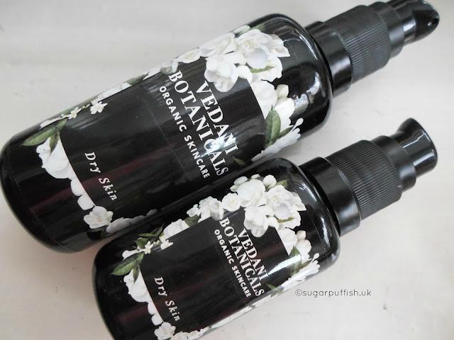 Review Vedani Botanicals Organic Skincare