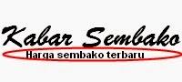 Harga Sembako Terbaru