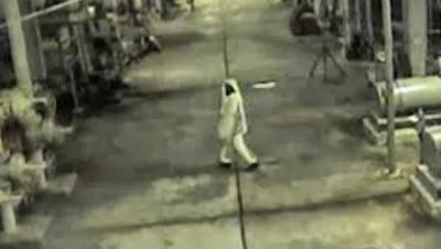 Terekam CCTV Hantu Korban Kecelakaan Kerja di Kilang Minyak Pertamina