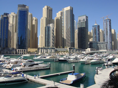 Beautiful Dubai Marina