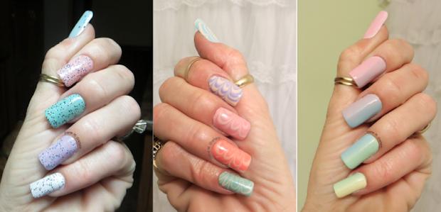 custom nail solutions egg-cellent