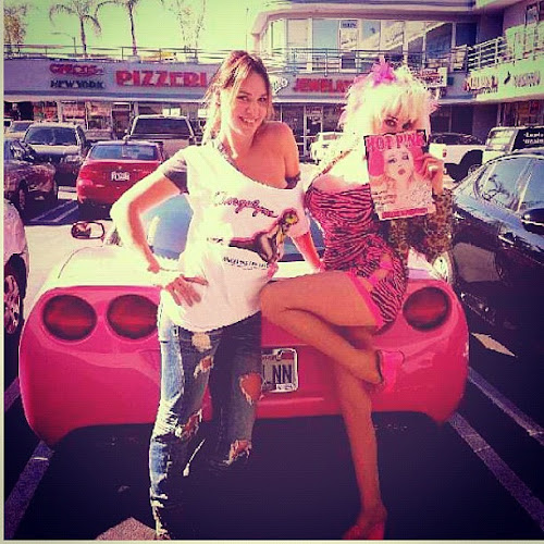 angelyne 80s - photo #18