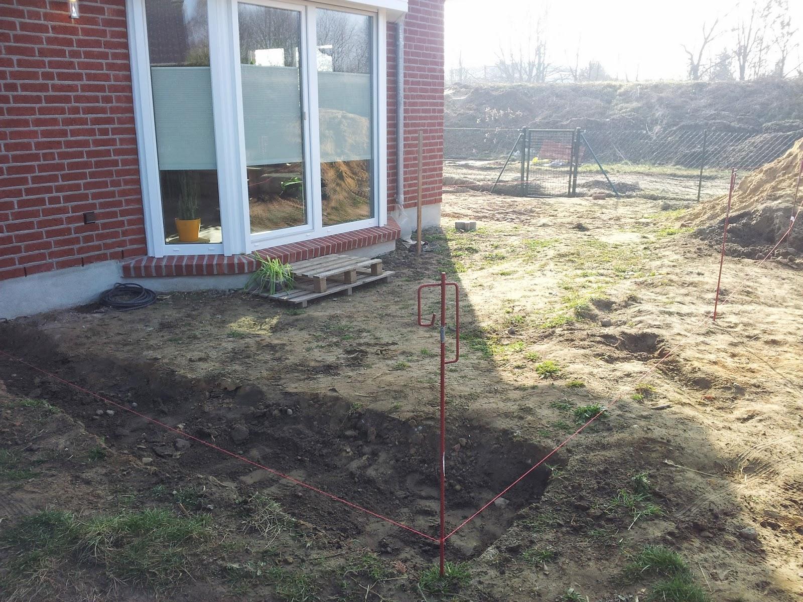 Bautagebuch unser hausbau mit city haus die gestaltung for Haus umrisse
