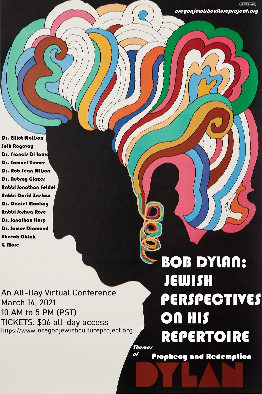 Bob Dylan: Jewish Perspectives On His Repertoire