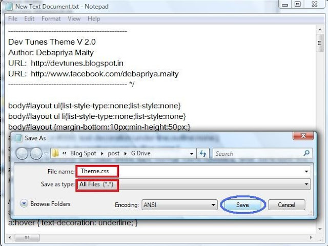 How to host havascript or CSS in Blogger