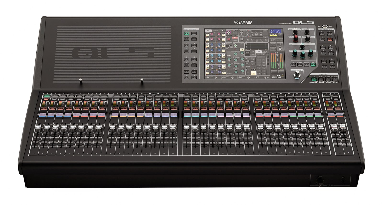 Yamaha Audio Mixing Console Cl Discount