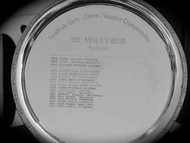 The Ansley Reid Salver